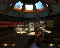 За воссоздание уровней в лабораториях, похоже, отвечал какой-то дизайнер-маньяк. Иначе не объяснить тот факт, что каждое помещение в таких главах по красоте обгоняет большую часть Half-Life 2 и обоих эпизодов.