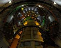 Необходимости скакать по порталам и платформам с ловкостью горного козла в главе «Lamba Core» со времен Half-Life совсем не уменьшилось. А жаль.