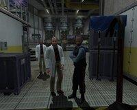 Постановка диалоговых сцен теперь очень сильно напоминает Half-Life 2 - персонажи активно жестикулируют, старательно изображают эмоции на лице и вообще пытаются быть похожими на настоящих людей.