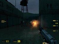 Каналы получились не хуже чем в Half-Life 2. Правда здесь действие разворачивается ночью.