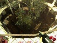 Красивый сад. Жаль только, что внизу себе устроили гнездо гигантские пауки.
