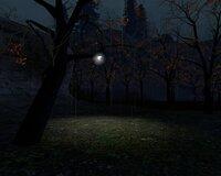 Мрачный остров на редкость хорошо освещён.