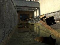 Красиво. Но скопировано из Half-Life 2.