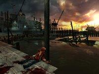 Закат это всегда красиво. Правда красоту всегда могут испортить неожиданно проснувшиеся зомби.