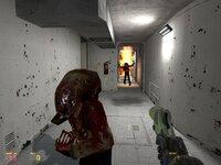 В руках у Гордона - сигнальный пистолет. Его эффект вы можете видеть на заднем плане.