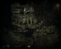 Скрипты делают своё дело - пока игрок не вмешается в этот бой, повстанцы с комбайнами так и будут обстреливать друг друга.