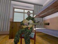 Знакомьтесь, перед вами русский рок-гитарист. Будущий рок-гитарист.
