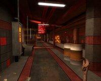 Естественно, как и на всяком уважающем себя космическом корабле, на XCIX предусмотрено метро для быстрого перемещения экапажа между палубами и отсеками.