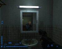 Помимо всего прочего Underhell - первый HL2-мод, в котором имеется отражающийся в зеркалах главный герой.