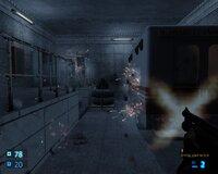 Большинство боёв в Underhell выглядят именно так: искры, вспышки, да кровь на стенах.