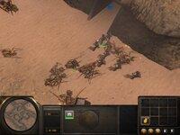 Если у вас в отряде есть комбайны с дробовиками, то отбить атаку муравьиных львов будет не сложно.